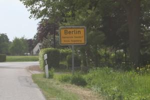 Auf dem Weg nach Berlin zur Weltrekordparade