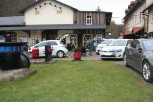Fahren mit Strom as Wasserkraft