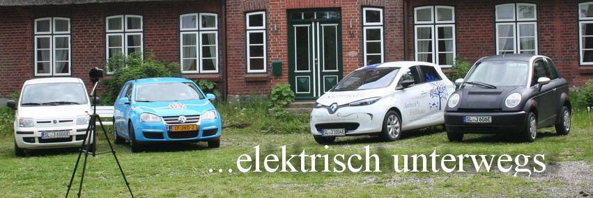 Elektroautos bei Janbecks