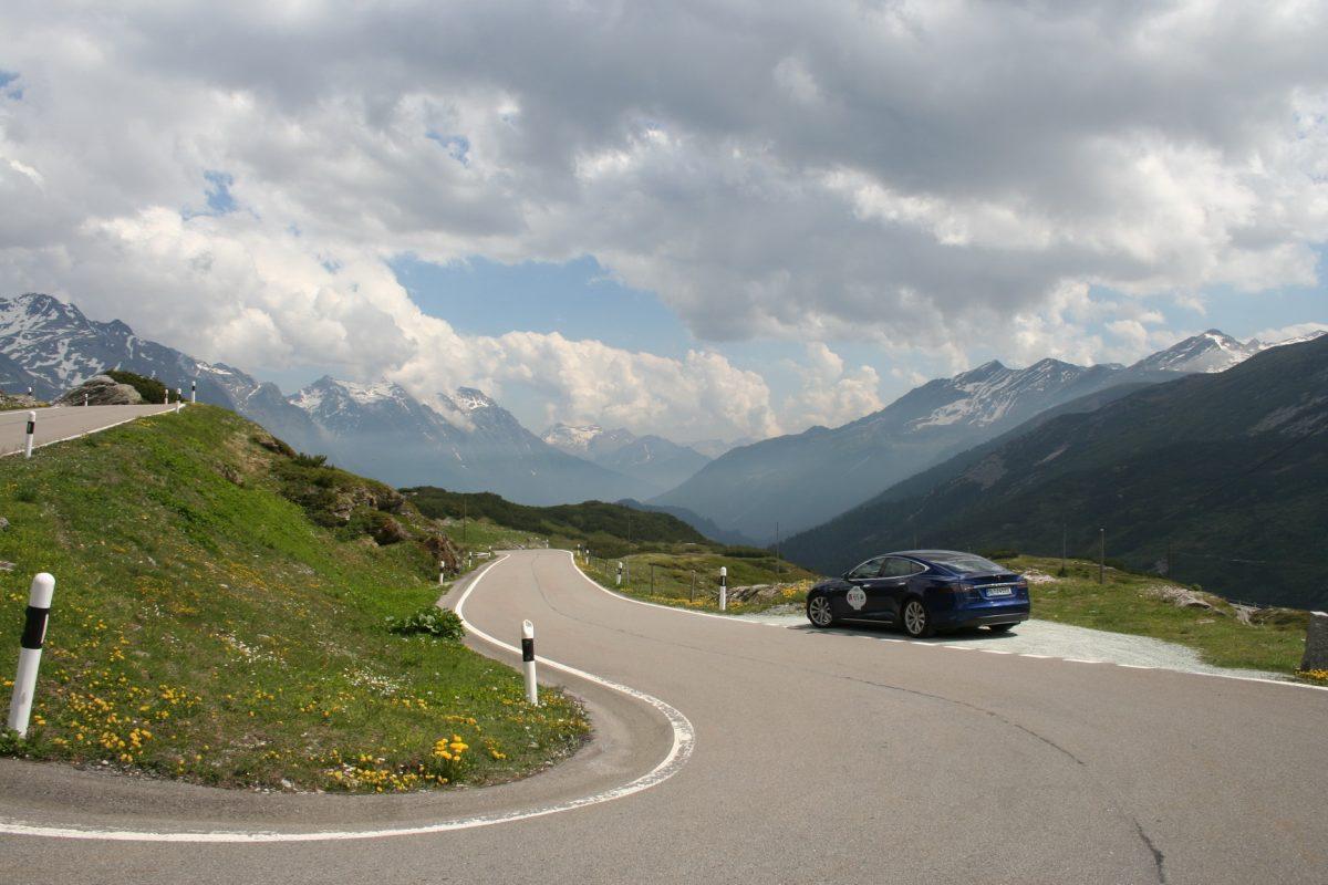 Grand Tour of Switzerland mal elektrisch